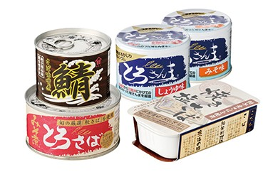 A120 時短で本格おかず 缶詰セット