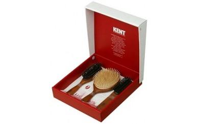 最高級天然毛100%を使用した「KENT」ブランドのヘアブラシセット