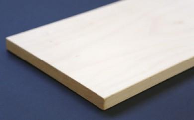 [№5681-0049]イチョウのまな板「長38cm×幅21cm×厚2.5cm」