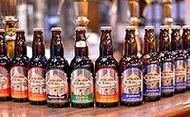[№5659-0027]南信州ビール 4種飲み比べセット