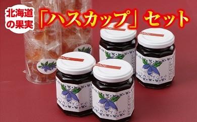 A42-3 北海道の果実「ハスカップ」セット