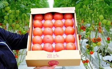 Ff-03 毎日食べたい飽きないトマト! ズッシリ 4㎏ × 2箱 セット