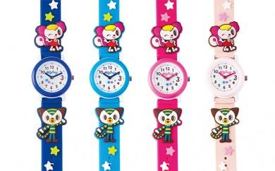 [№5748-0089]モーリーファンタジー×POKKEキッズ用オリジナル腕時計