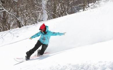 [№5800-0078]みやぎ蔵王えぼしリゾート スキー・スノーボード上達パック・1人分
