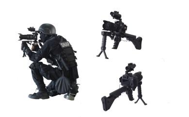 特2-1 ライフル型カメラスタビライザー