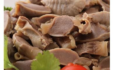 【A002】【砂肝の特製タレ漬け】日本初上陸-伝統中国料理-鹵菜(ルサイ) 真空パック185g【25pt】