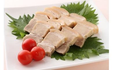 【A005】【豚バラの特製タレ漬け】日本初上陸-伝統中国料理-鹵菜(ルサイ) 真空パック185g【30pt】