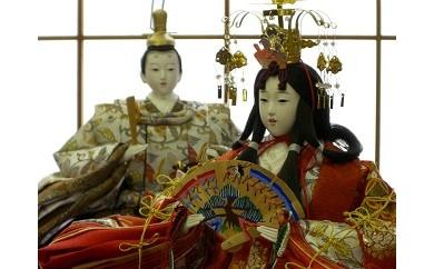限68.節句人形工芸士 蘇童のひな人形『希少!新古今雛飾り』