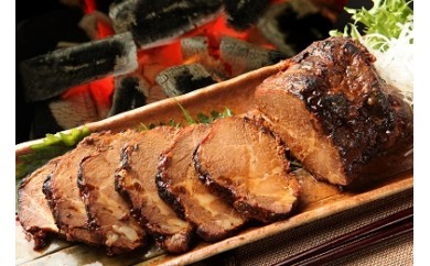 4. 肉の御嵩屋(炭火焼豚)