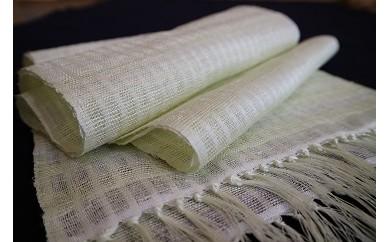 天蚕とふい絹のコラボショール