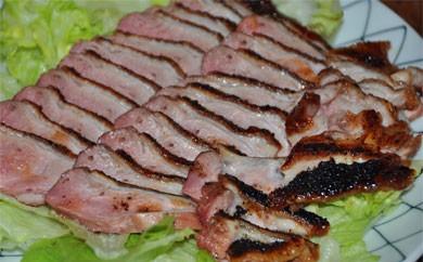 【四国一小さな町の料理屋「富士」】合鴨ロースト用「生肉」400g