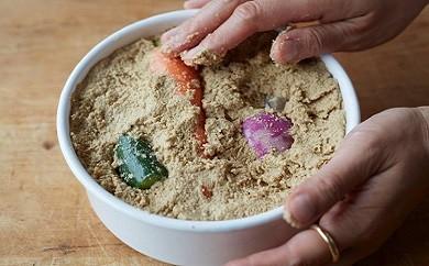 D-1204_厳選野菜のスムージー&野菜とぬか漬けキットのセット