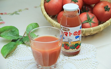 A-063 トマトの想い[トマトジュース]180ml 10本