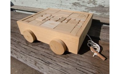 BP07 積み木セット(大)【出産祝い・知育玩具にオススメ】【40000pt】