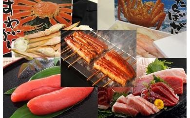 【H015】魚市場厳選セット E-2