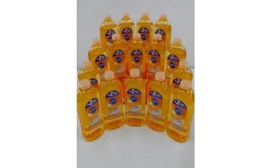 15S09 食器洗剤 花王 キュキュット オレンジ385ml 詰替用 16本