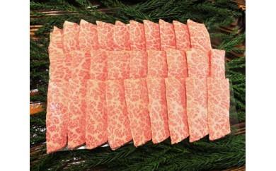 飛騨市推奨特産品 飛騨牛 4等級以上 極上ばら肉 焼き肉用 500g  牛肉 和牛 古里精肉店謹製
