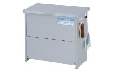 [№5676-0227]ダストストッカー 『ゴミ出し日和』150L CLS-115S