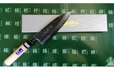 岐阜の伝統関の刃物 和包丁(出刃包丁165㎜)日本鋼白紙一号