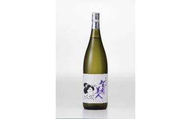 A-90 中野酒造 清酒「智恵美人 純米吟醸酒」1800ml 1本