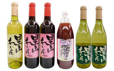 [№5840-1217]20.輝き(白),めぐみ(赤,白)ぶどうジュースのセット