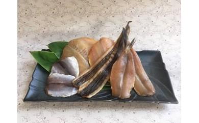 29-1-30.西尾の地魚干物セット