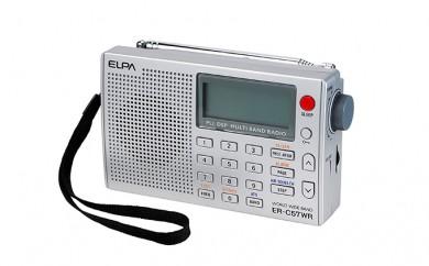 [№5840-1290]ワールドラジオ ER-C57WR