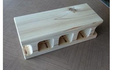 ひのきインテリア用木工ブロック