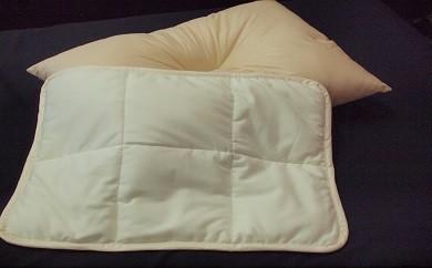 手洗OK シルク枕パット