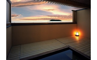 29-5-10.吉良温泉でゆったり「平日鮑付プラン旅館やまとペア宿泊券」