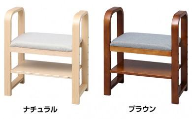 [№5730-0147]玄関椅子