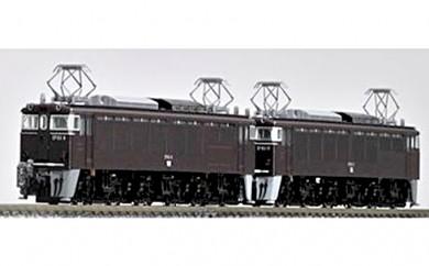 [№5815-0040]Nゲージ EF63形 電気機関車(1次形・茶色)セット