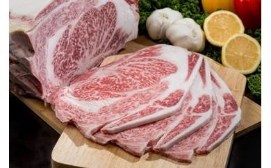 【B-25】佐賀県産黒毛和牛(ロース)焼肉用 450g