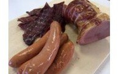 2. 奥三河産猪肉加工品詰合せ