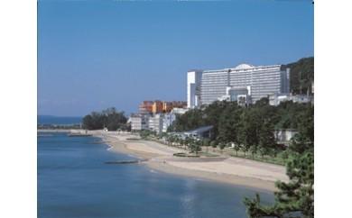 29-5-8.三河湾国定公園 吉良海岸 海辺のリゾート「三河湾リゾートリンクス」で過ごす「ペア宿泊券」