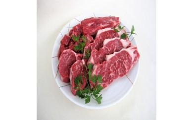 E-12. 蒜山ジャージー牛肉ステーキセット(大増量中!) 100,000円