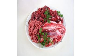 C-18. 蒜山ジャージー牛肉煮込みセット 40,000円