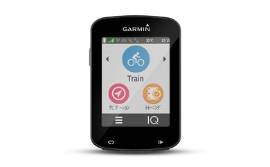 (621)GARMIN サイクルコンピューター Edge 820J (心拍心・スピードケイデンスセンサー標準付属)