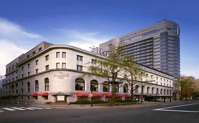 G-3 ホテルニューグランドスイートルーム宿泊+マリーンルージュディナークルーズ