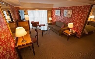 E-1 ローズホテル横浜「異国情緒溢れる横浜中華街で過ごすエグゼクティブスイートステイ」プラン