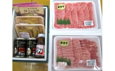 B09 飛騨牛たっぷりおいしく食べるセット