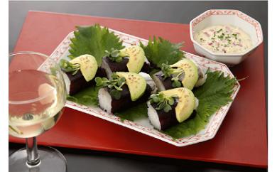 お寿司を超えた、お寿司!大分 佐伯発「かます赤丸寿司」