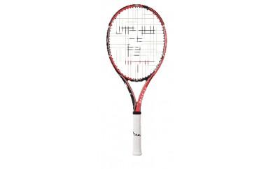 E-12 硬式テニスラケット S-MACH TOUR 300(オレンジ)