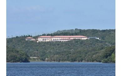 U-1105 レンタカーで巡る宇部市と森のリゾート「COCOLAND」宿泊券(1泊2食大人2名様分)