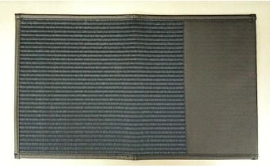 AA-0101  パソコンマット30×50cm(ブラック)
