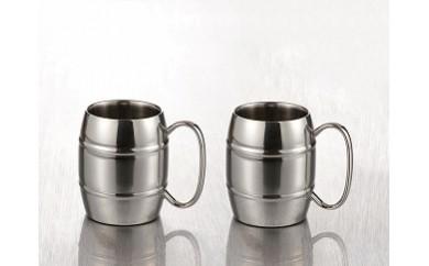 1801023 タル型マグカップセット