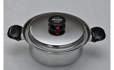 1802047 ピナクル両手鍋22cm