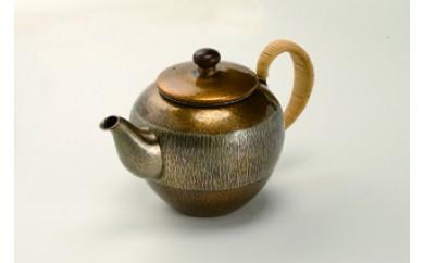 1810001 鎚起銅器 なつめ形急須(0.5ℓ)