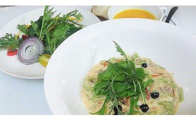 CA01 【10p】お山の有機野菜レストラン「だっぱん屋」商品券