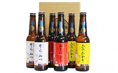 [№5825-0117]【限定醸造】ひのひかりビール2本+紅白4本セット